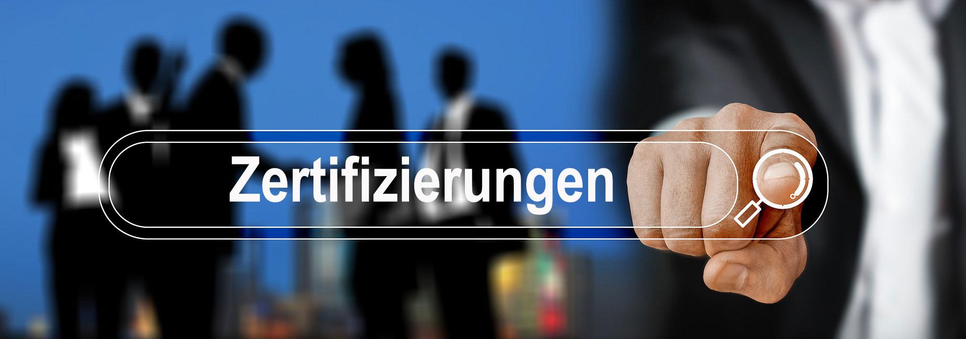 Klickfinger_Zertifizierunge