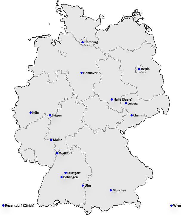 __ Deutschlandkarte mit Standorten zugeschnitten