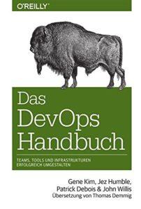 Cover DevOps Handbuch