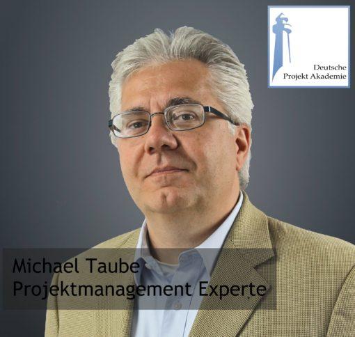 Seminarleiter Michael Taube