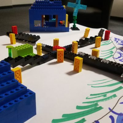 Simulation: Scrum LEGO™ City Game