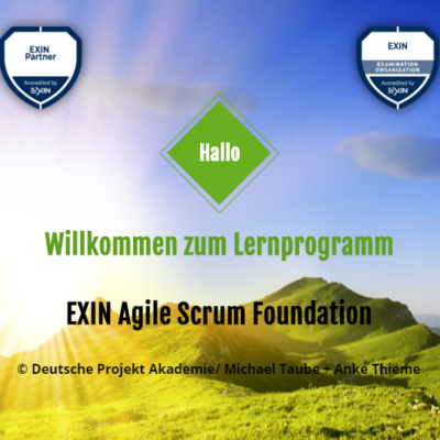 Lernprogram Exin Agile Scrum Foundation