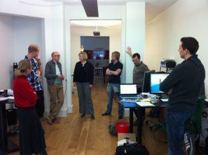Daily Sprint Meeting Foto by Klean Danmark