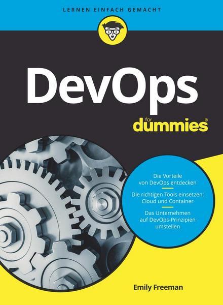Cover DevOps für dummies