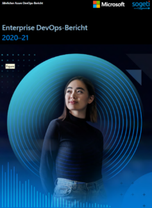 Cover Enterprise DevOps-Bericht 2020–21