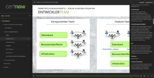PeopleCert Scrum Master Produktbild