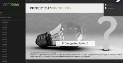 PRINCE2 Practitioner Produktbild